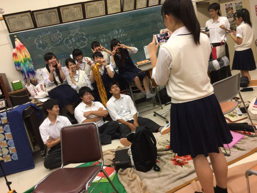 県立鷲宮高校吹奏楽部 (@BCDEFGA...