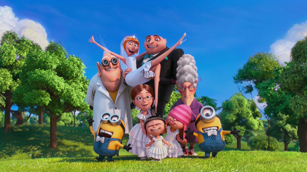 Мульт картинки про семью