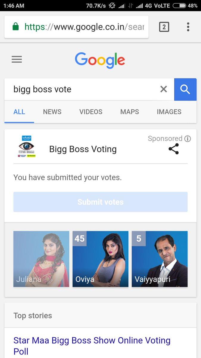 Colors website bigg boss 9 voting - 1 Reply 1 Retweet 22 Likes
