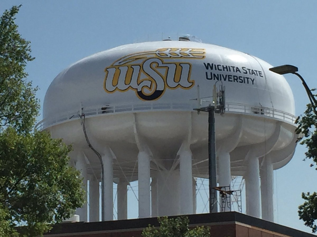 University gets an 'F' in spelling for this massive water tower typo
