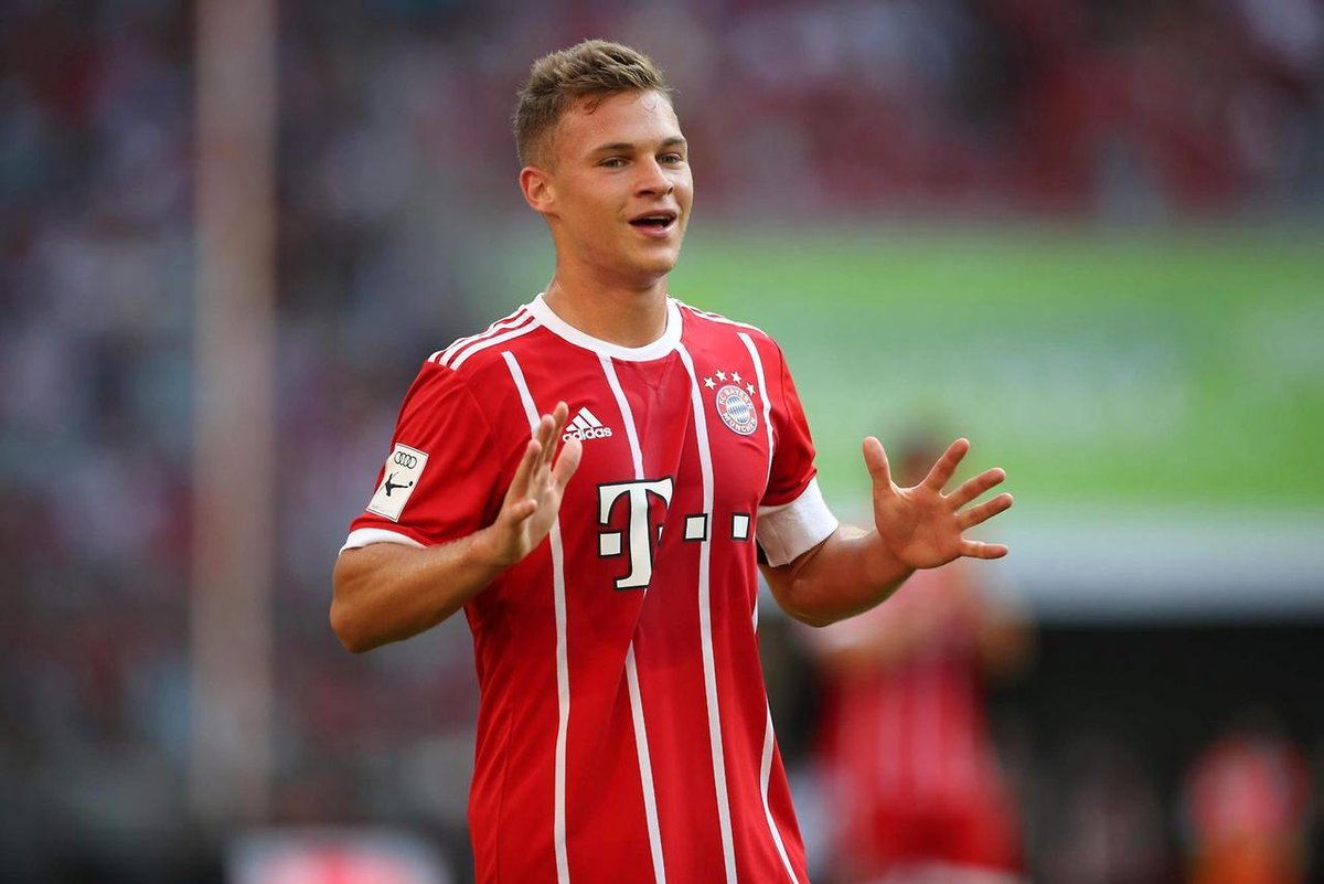 """Bayern & Germany on Twitter """"Joshua Kimmich on wearing the"""