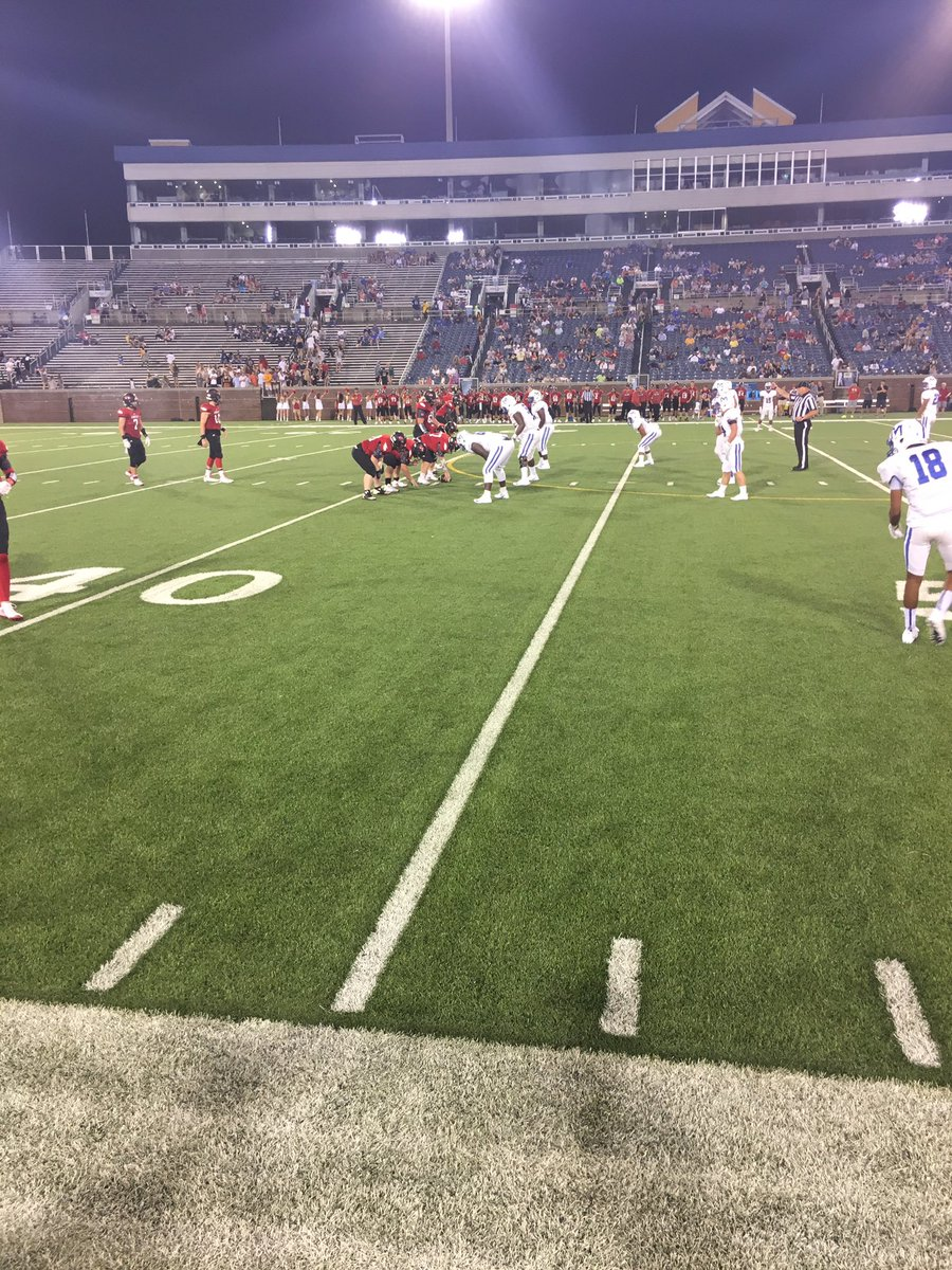 Mccallie Football On Twitter Played Two Solid Quarters At