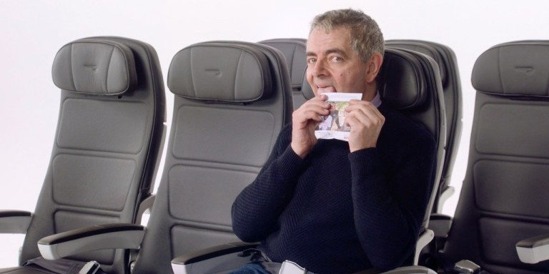 You'll be sure to pay attention to the new @British_Airways star-studded in-flight video: https://t.co/SFjhmOLwzT https://t.co/WBtLYn2IdI