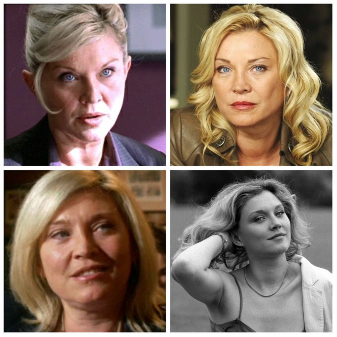 Amanda Redman is 60 today, Happy Birthday Amanda!