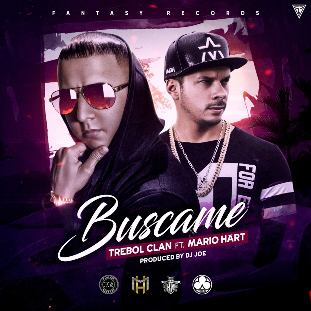 Cover: Trebol Clan Ft. Mario Hart - Búscame | https://t.co/tdx56RqYb7 https://t.co/sKRbHlGYDS