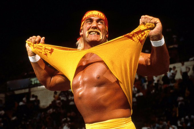 Happy Birthday to the ICON known as Hulk Hogan!