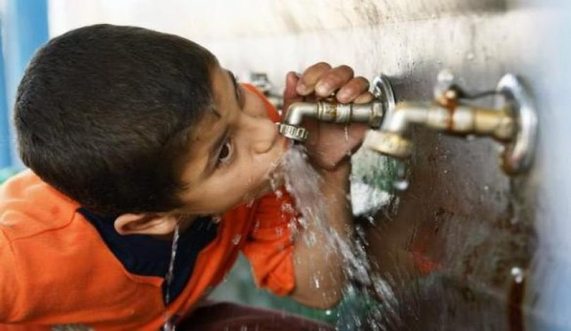 A joyful #YouthDay for #Palestinian villagers as #UNDP in partnership with #EU #KfW bringwater 4 entire village  http:// bit.ly/2vX12oX  &nbsp;  <br>http://pic.twitter.com/7AlGmkLVB7