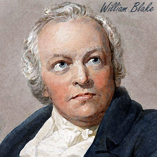 William blake and love the sexes