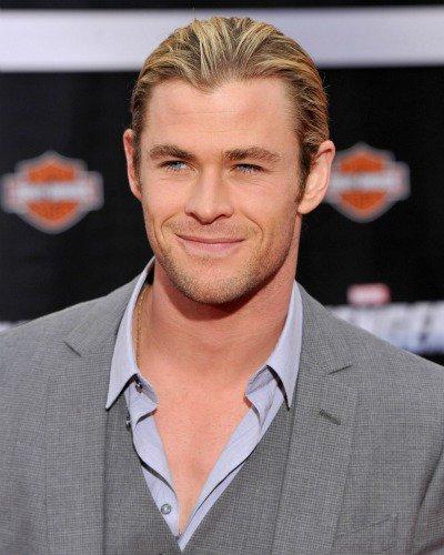 HAPPY BIRTHDAY Chris Hemsworth 34.!