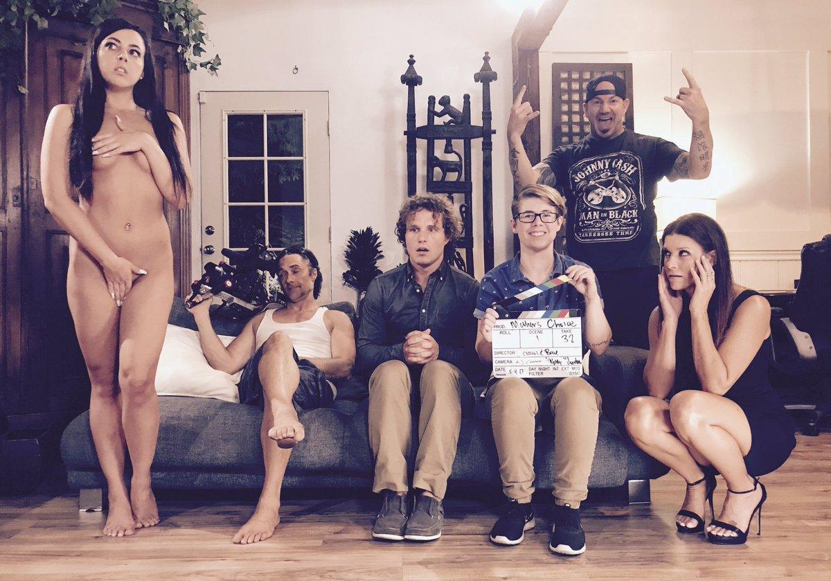 Ladies Strip Naked In Vintage Car Garage For Cheeky Calendar Girls Shoot