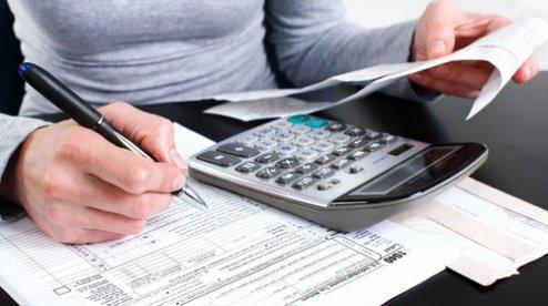 Отчетность налоговая бланки