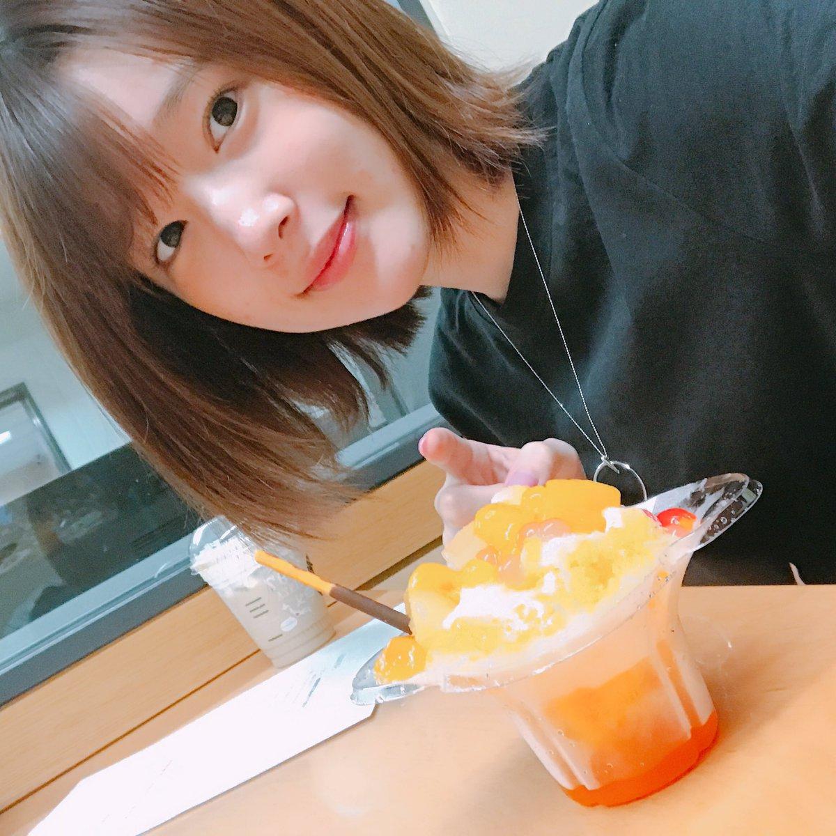 A&Gサマーフェスティバル 台湾カキ氷ー(=^x^=)💕こんな感じ‼︎あしたまで!(=^x^=)💕 pic.twitter.com/Jhh60qZFPn