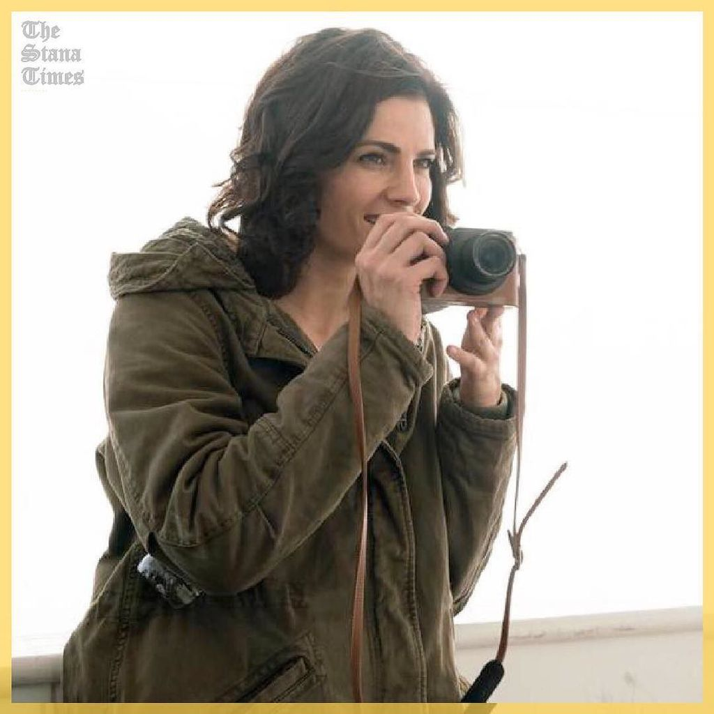 Daily dose of #StanaKatic - as Emily in Absentia BTS (2017)  http:// ift.tt/2uONTZV  &nbsp;  <br>http://pic.twitter.com/Ln4jwCMAsG