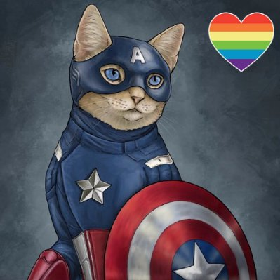 #GeeksResist is thrilled to #welcome @chappie_cat ! Another cat in #TheResistance ! #FridayFeeling #newfriends #CatsOfTwitter<br>http://pic.twitter.com/tibK1nOP9M