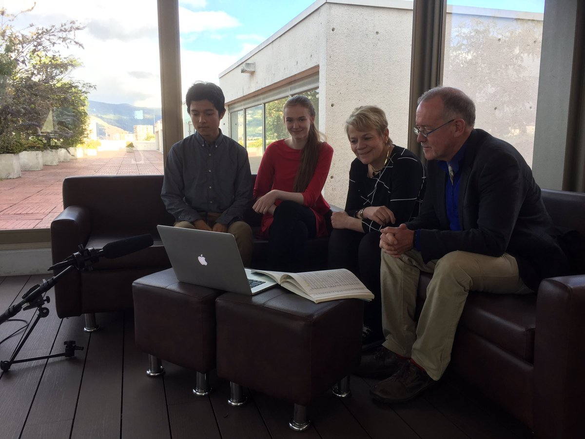 Marin Alsop On Twitter Video Sessions For Nyousa With Super  # Muebles Jennifer'S Bogota