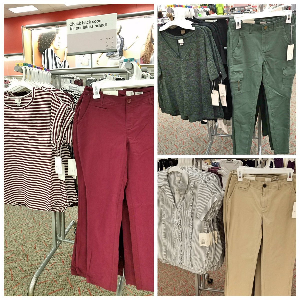 It&#39;s &quot;A New Day&quot; at League City Target! Come check out the early release of our new Target exclusive brand! #T2320ModelStore #D303 #G392 <br>http://pic.twitter.com/VjFhO8HsJQ