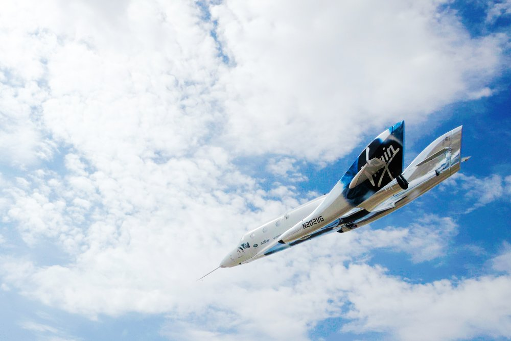 Earlier today VSS Unity took to the skies for her 6th glide test flight! Read more about this test flight here: https://t.co/rXkyktr5cD