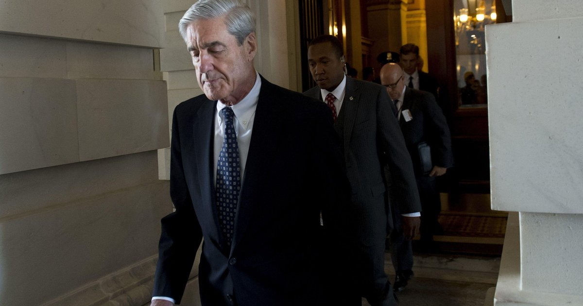 Mueller investigators worried about getting sued