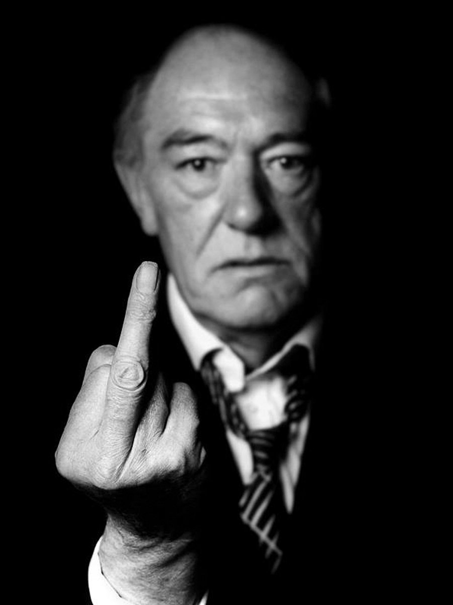 Sir Michael John Gambon by Andy Gotts #ark #people #michaelgambon #andygotts<br>http://pic.twitter.com/0BoduuwoGy