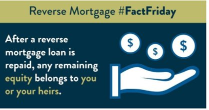 Did you know? #realtors #realestate #builder #newhome #newhomesales #HECMforPurchase #Reversemortgage #H4P #financialadvisor #CFP #aging