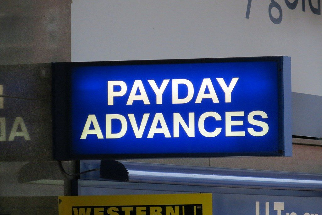 advance pay day loan