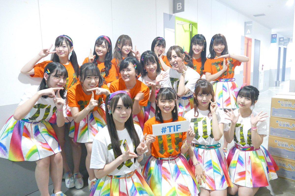 HEAT GARAGEより、この指と〜まれ!のスペシャルステージが終わりました!! HKT48さんお…
