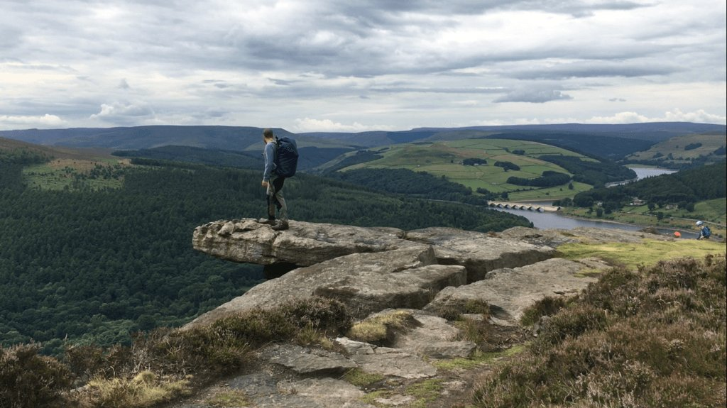 Wild Camping Peak District >> Mark Taylor On Twitter Bamford Edge A Peak District Wild