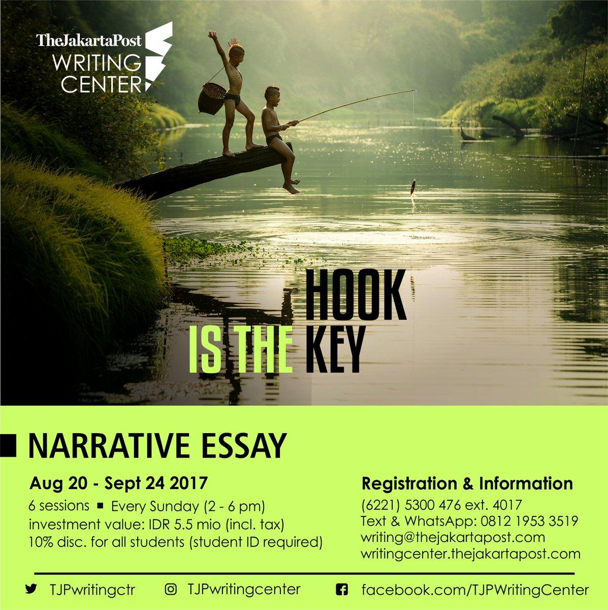 easy topics for narrative essay