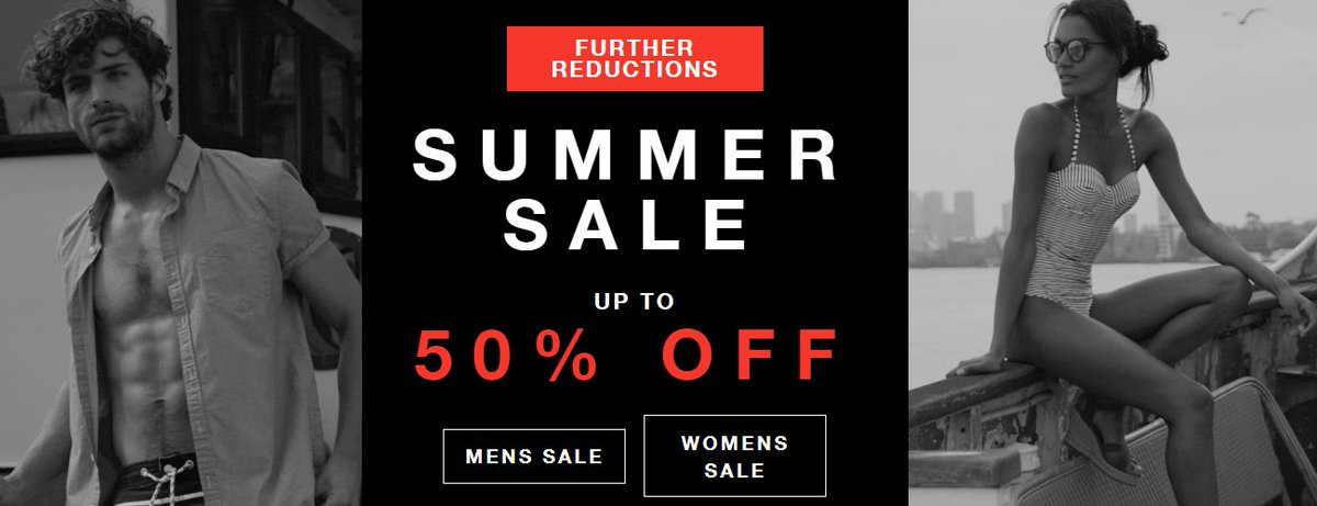 #SUPERDRY #SUMMER #SALE 50% OFF ON #MENSWEAR+#WOMENSWEAR  { https://www. superdry.com/?source=4412&amp;a wc=4412_1501915903_5cc5cca4a415008b7d1753acca1e9d0a&amp;utm_source=The%20London%20Tree&amp;utm_medium=affiliate&amp;network=AWIN&amp;affiliate_id=229659&amp;publisher=4412 &nbsp; … } #beachwear #sunglasses #london<br>http://pic.twitter.com/BbcAZSnQze