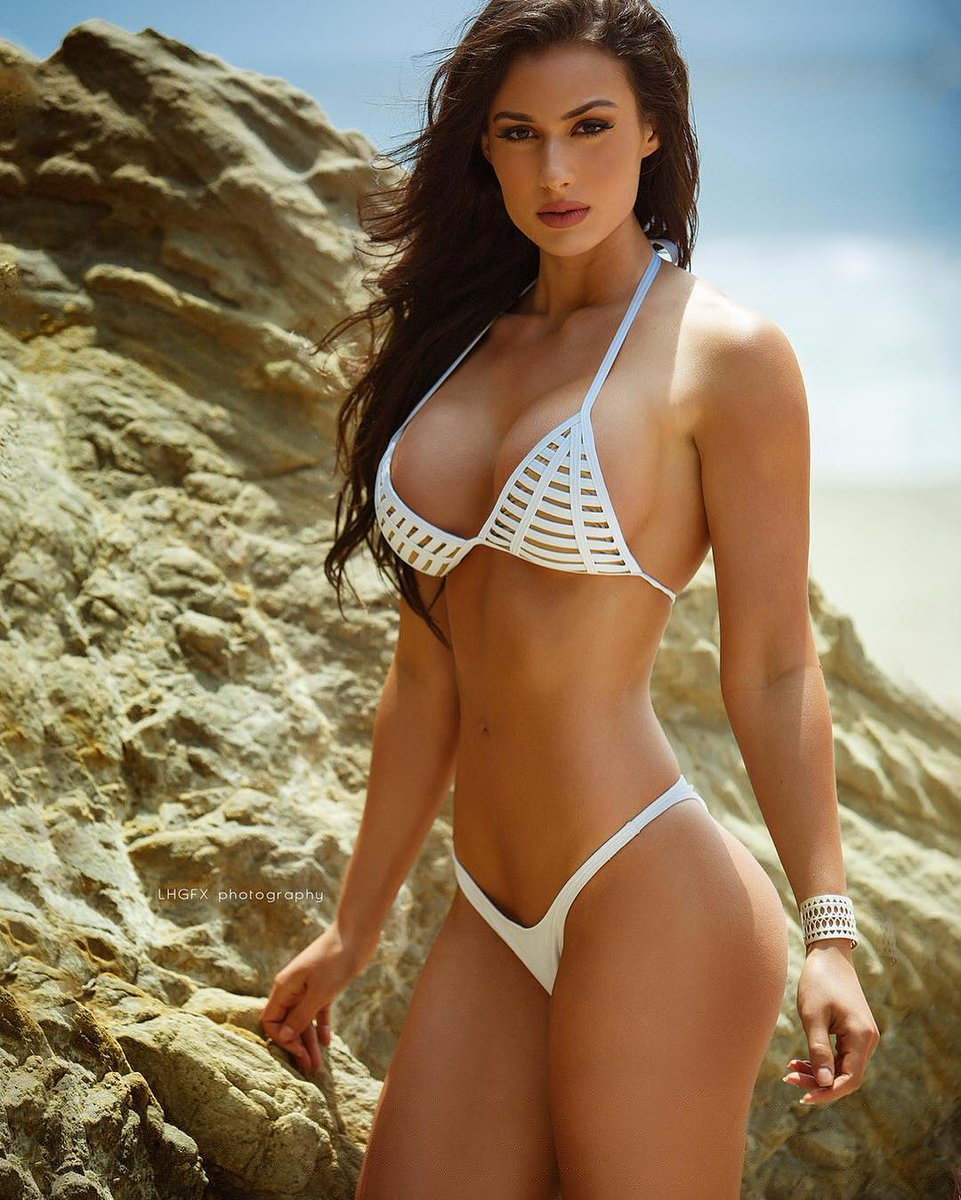 Galería Chicas Sexys On Twitter Una Modelo Fitness