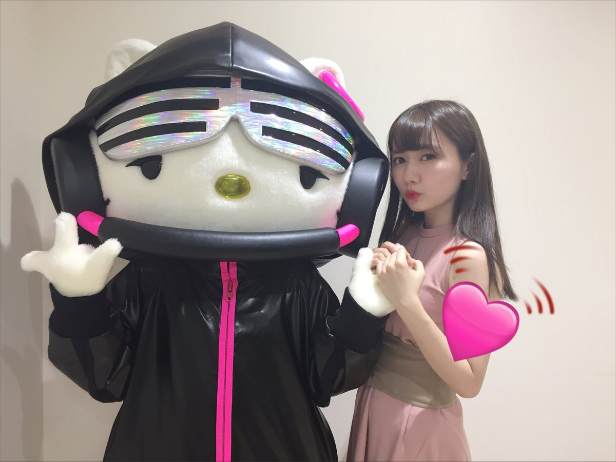 DJキティと椎木里佳