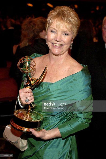 Happy Birthday to multiple Emmy winner ERIKA SLEZAK!