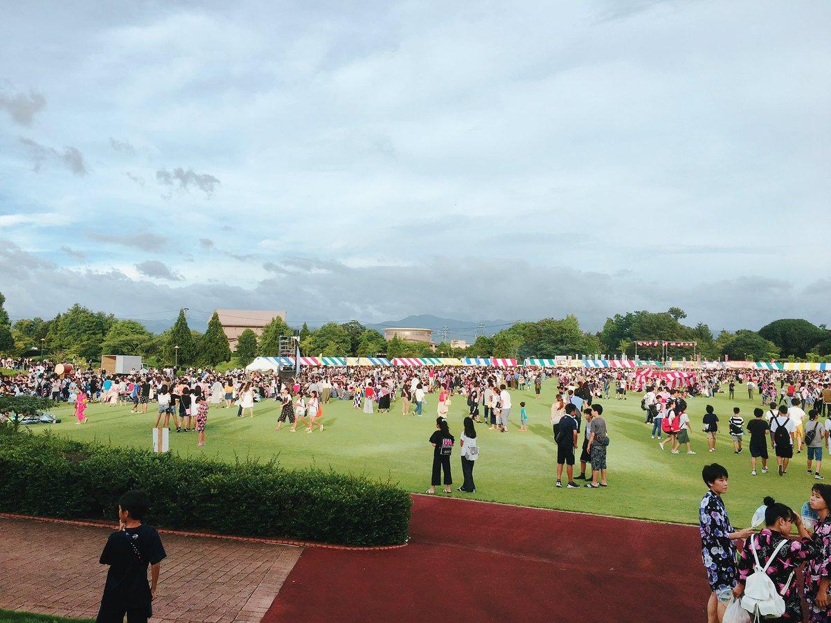 菊陽 町 夏 祭り 2019