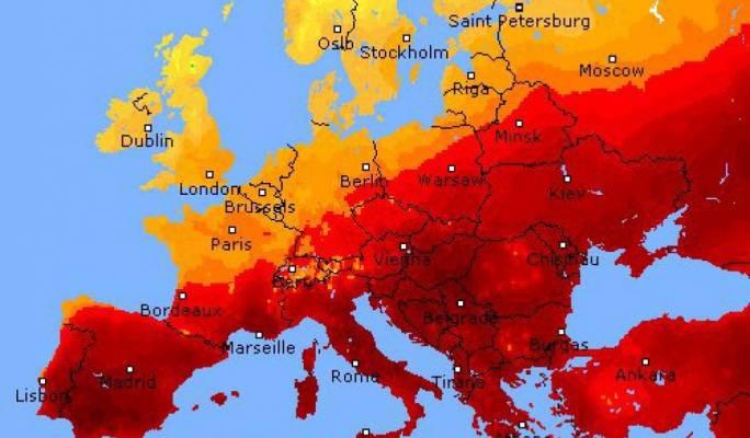 Heatwave 'Lucifer' scorches Europe https://t.co/ZIKbOr2ULW https://t.co/LyHWRYxoE4