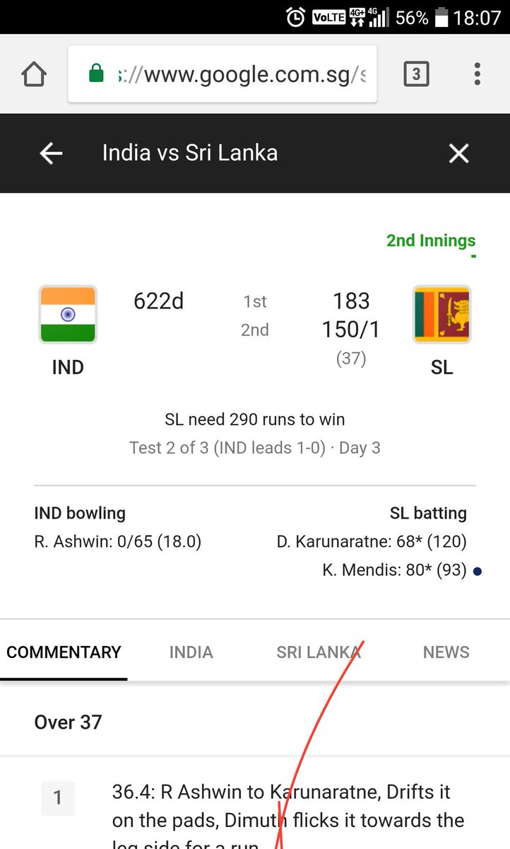 No Google that's not how cricket works https://t.co/GnaBu3NynI