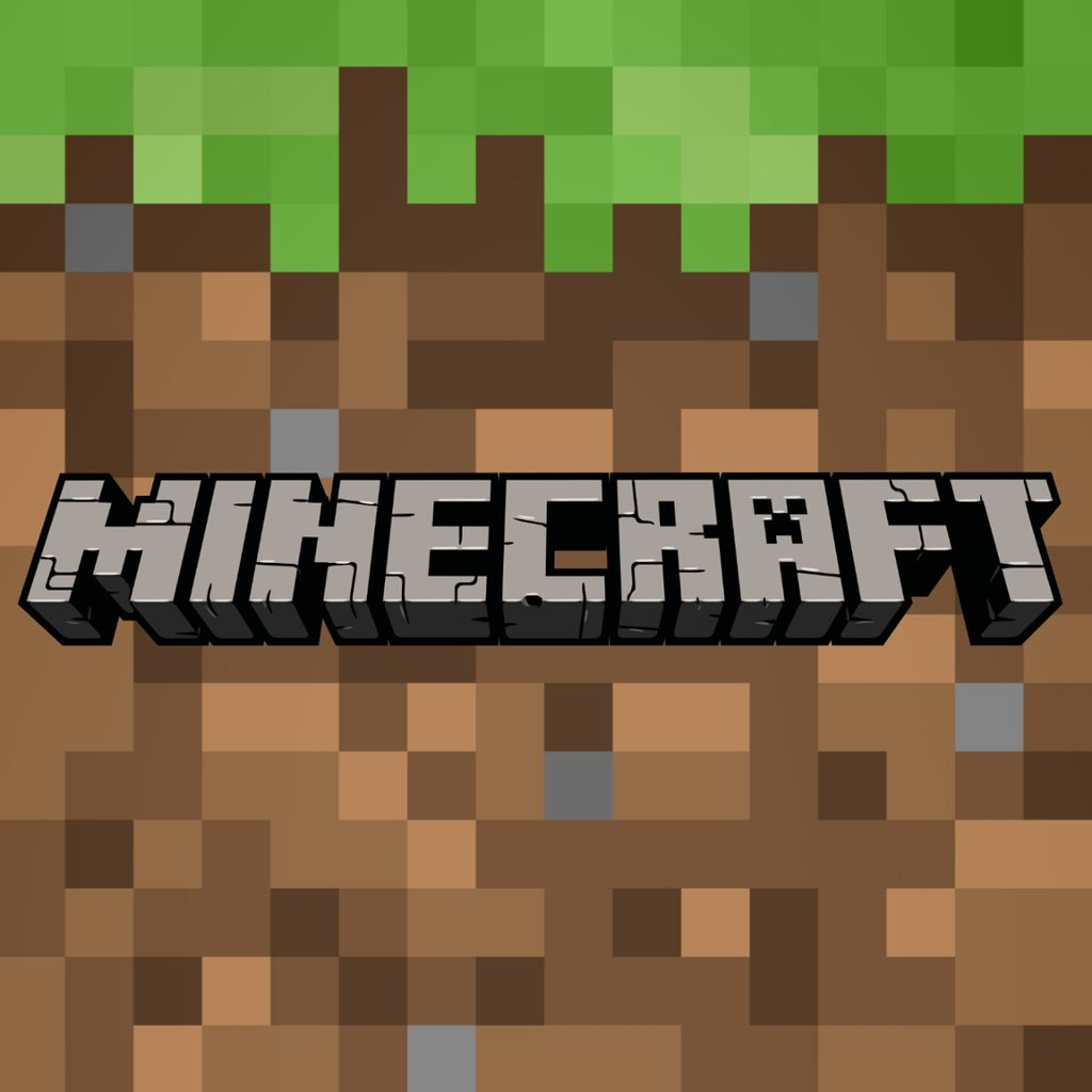 """Minecraft News on Twitter: """"New #Minecraft logo on the title screen is a new feature in the # ..."""