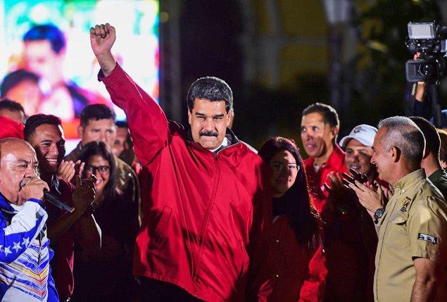 Folha passa a tratar o regime de Nicolás Maduro na Venezuela como ditadura https://t.co/rmU2cyyjfE