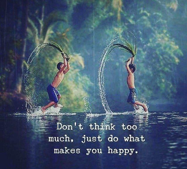 Just do what makes you #Happy! #JoyTrain #Joy #Love #Peace #Happiness #BeHappy   RT @i2Learn https://t.co/2QdQXJXUxJ