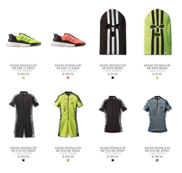 NOW LIVE via Alexander Wang AW x adidas Season 2 Collection     http   bit.ly 2utPYdC pic.twitter.com ya8r4Lot3o 50d3ac40348
