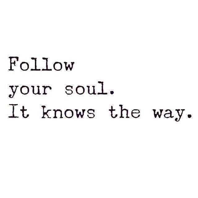 'اتبع روحك، فهي تعرف الطريق.' https://t....