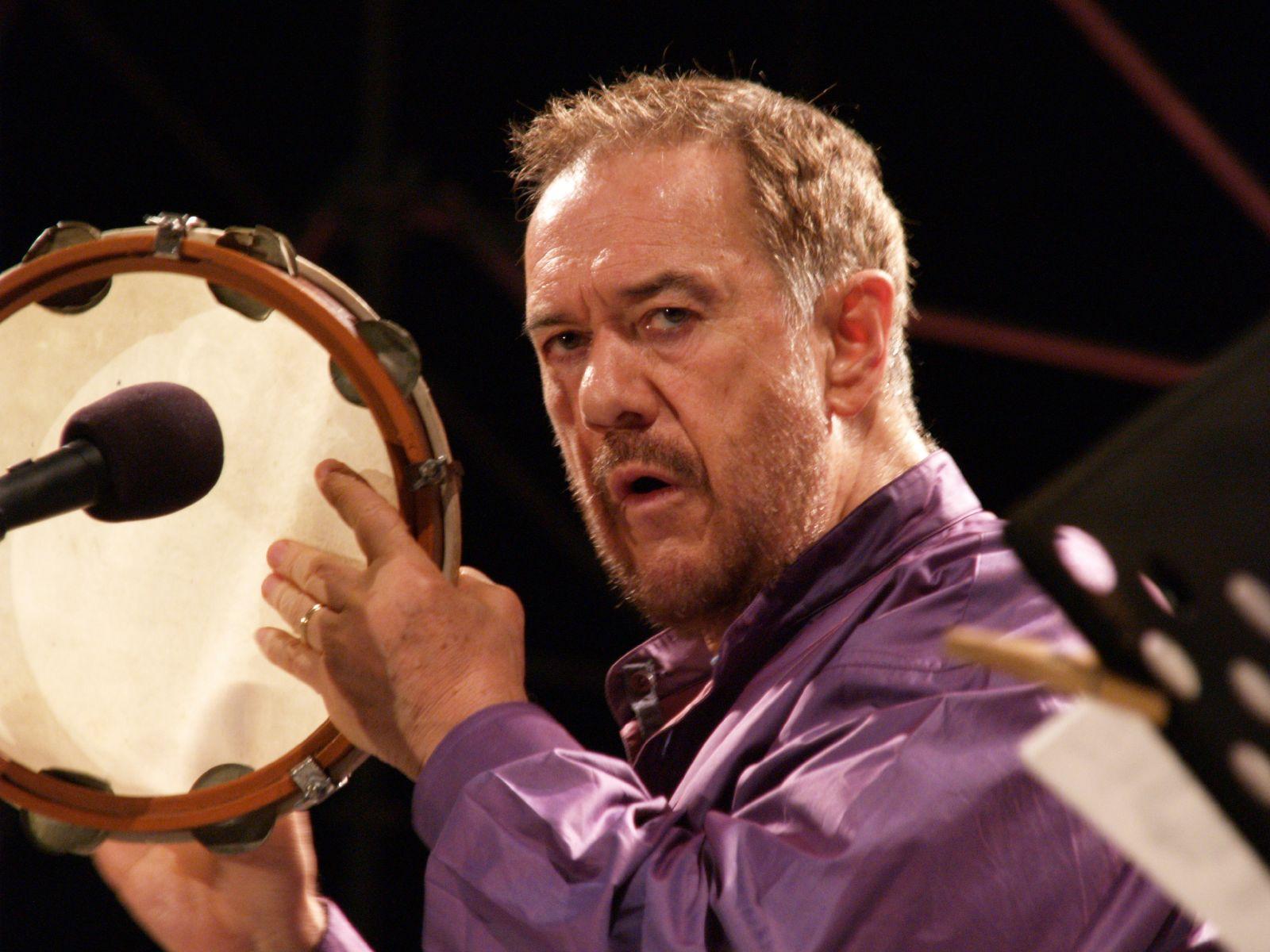 Happy Birthday to Brazilian-born master percussionist and composer Airto Moreira.