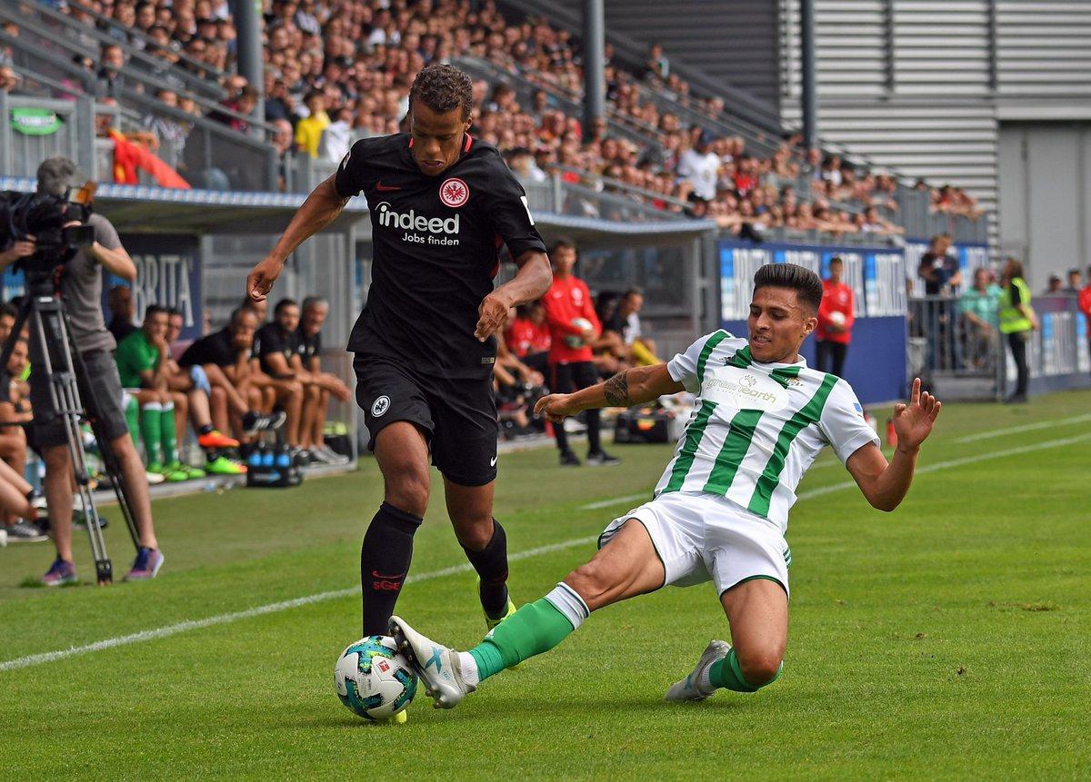 Eintracht Frankfurt On Twitter GOAL SGE Timmyyyyy Chandler Put In The Lead V RealBetis En With A Long Range Shot 58 SGERealBetis