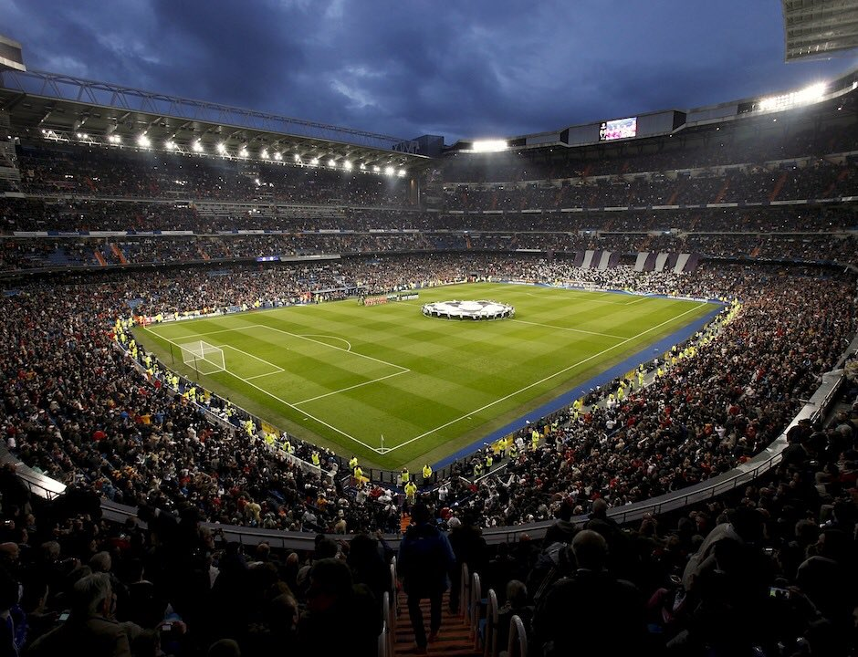 Missing your nights @realmadrid   #RealMadrid #ElBernabéu #HalaMadrid<br>http://pic.twitter.com/vBNaCTcSsB