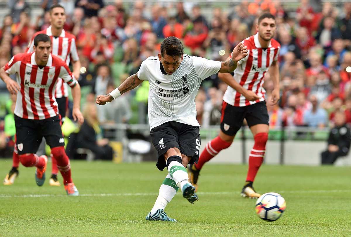 Liverpool 3-1 Athletic Club