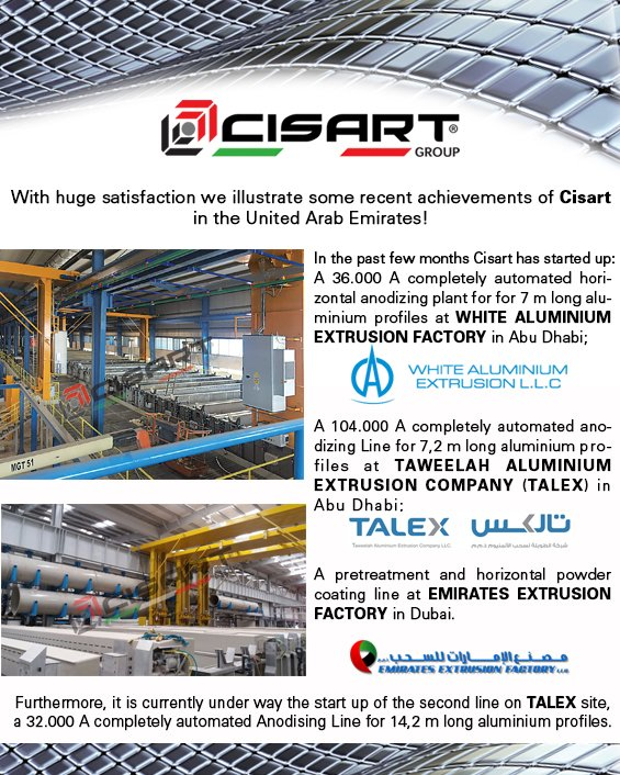 Cisart Aluminium (@CisartAluminium) | Twitter