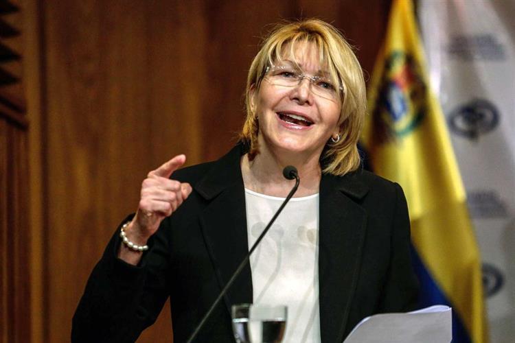 Ex-procuradora recusa destituição e denuncia golpe de Estado na Venezuela https://t.co/4adn9Fbcco https://t.co/QaXOtTBjUc