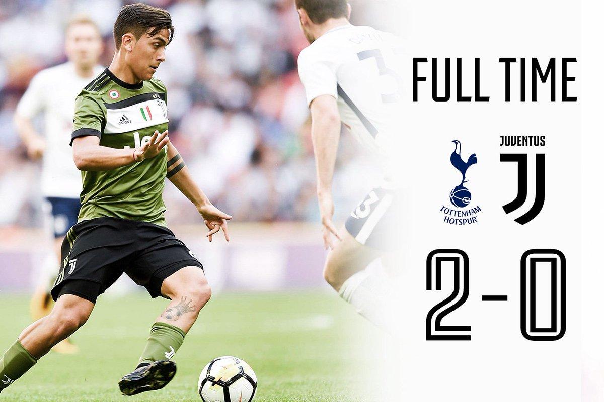 Tottenham-JUVENTUS Streaming Video: dove vederla gratis online oggi 5 agosto 2017 | Amichevole di Londra