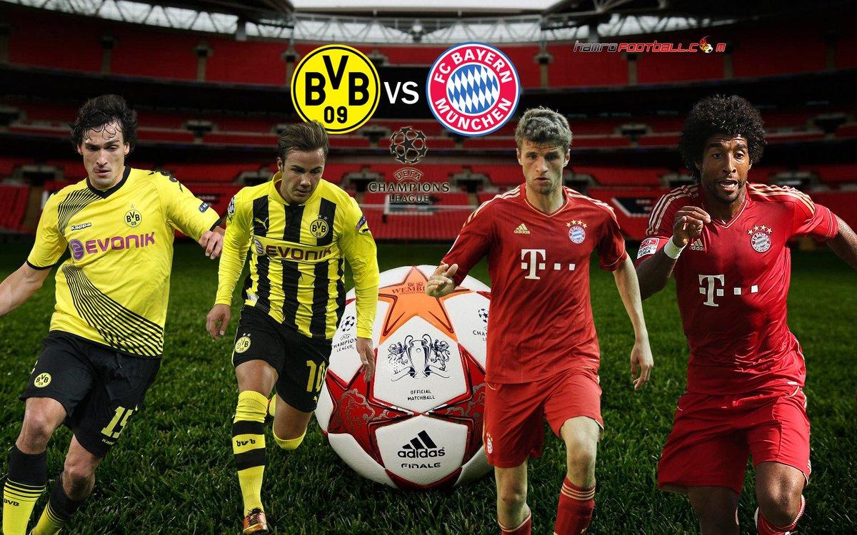 Live Soccer Borussia Dortmund Vs Bayern Munich Live Streaming