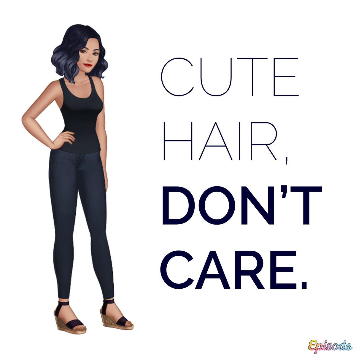 Episode Interactive Hairstyles Hair