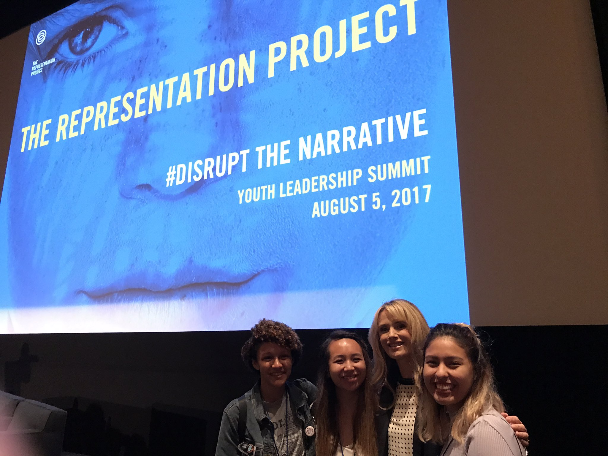 """""""We need to find each other and support each other to create social change!"""" #DisruptTheNarrative @TheRepProject https://t.co/nmq41RCfMP"""